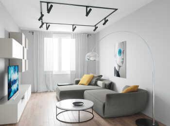 Отделка квартиры в стиле Твой стандарт